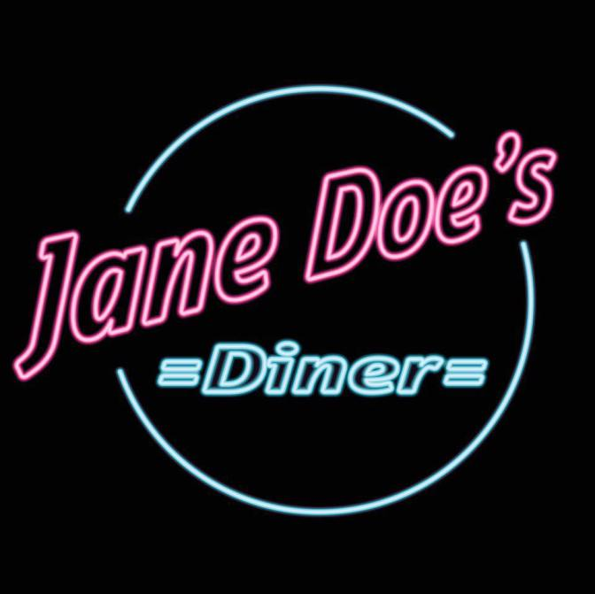 Le meilleur burger est au Jane Doe's diner