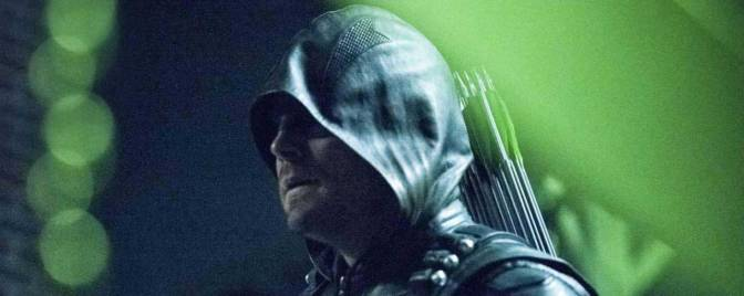 Attention Arrow débarque sur Netflix avec Batman
