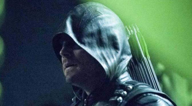 Attention Arrow débarque sur Netflix avec Batman