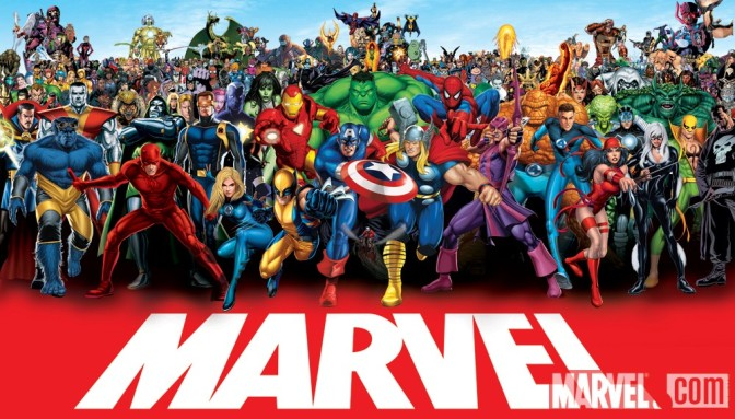 L'Histoire de Marvel, année par année