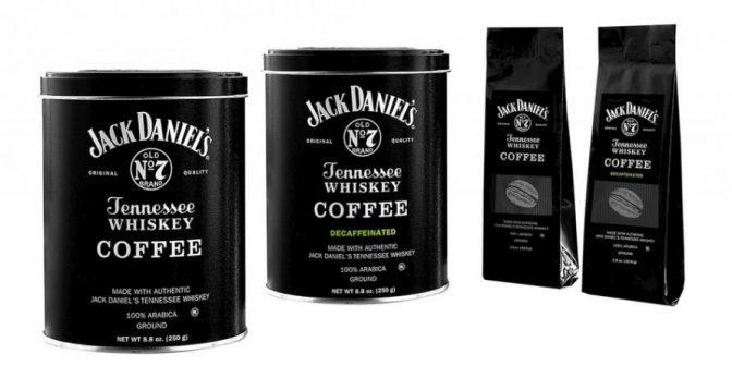 Original : Jack Daniel's lance un café infusé au whisky !