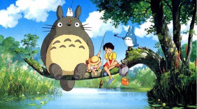 Le retour de Totoro