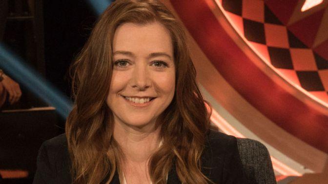 Alyson Hannigan jouera une blanchisseuse d'argent ex-Mennonite sur Pure de BBC America