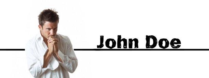Défi Juillet 2018 / John Doe