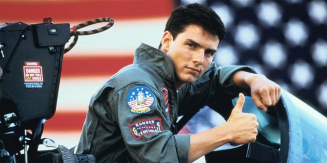 TOP GUN 2 : TOM CRUISE est de retour