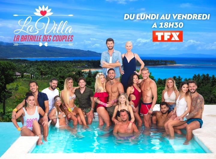 La villa TFx TF1