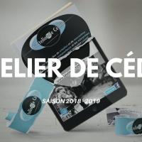 L'atelier de Cédric en partenariat avec Tunecore