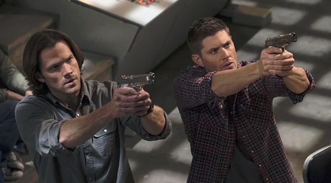Supernatural / les mec de la WB chassent les démons