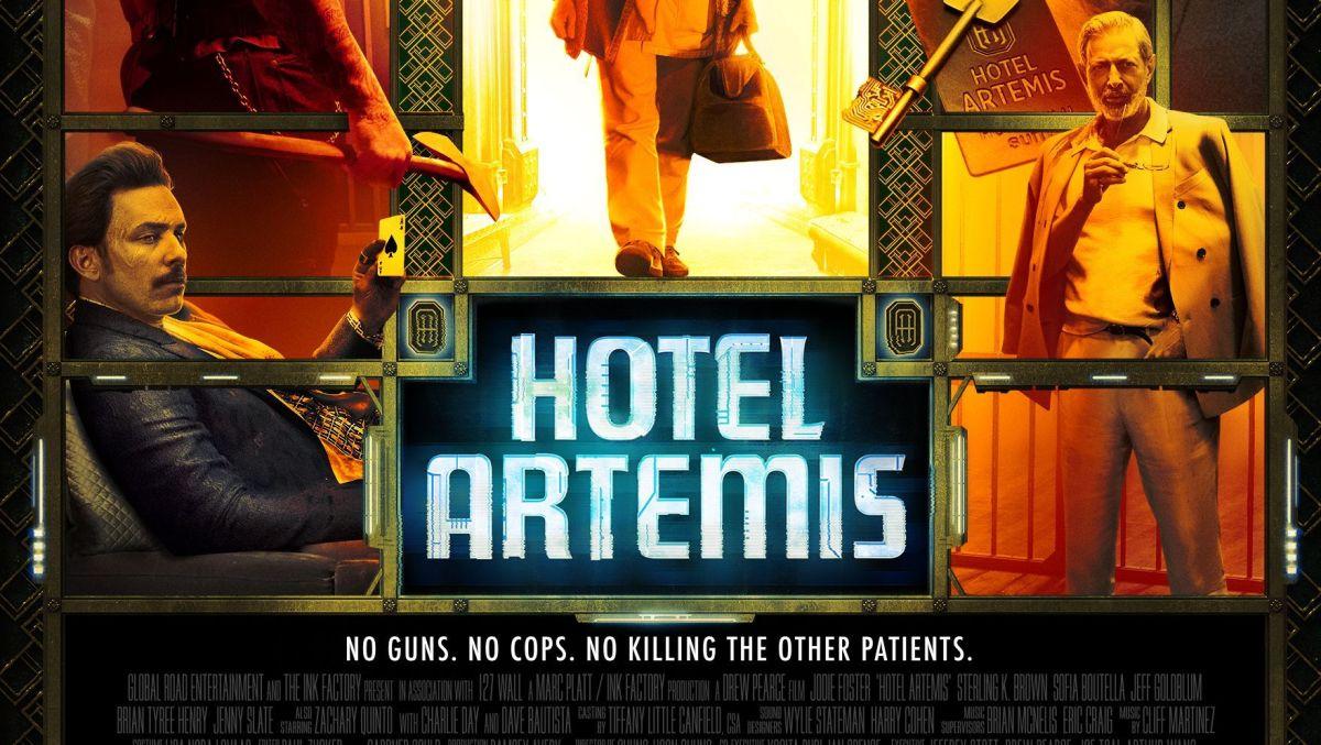 Hotel Artemis - Quand on est dans le genre sans le récit