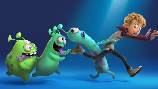Luis et les Aliens