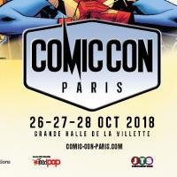 Comic Con Paris 2018 Retour de la conférence de presse