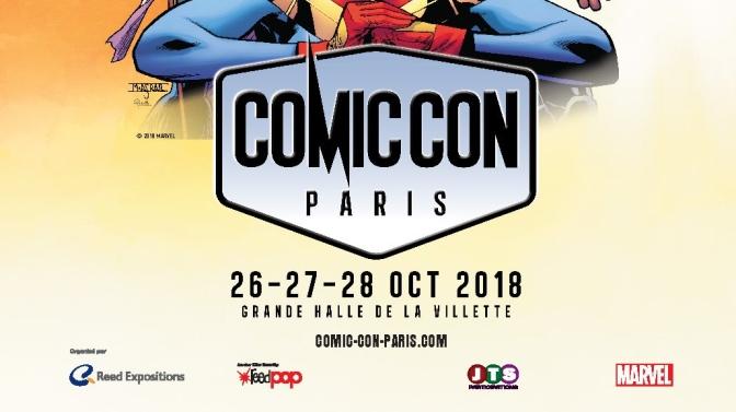 Le Comic Con Paris rend hommage aux femmes