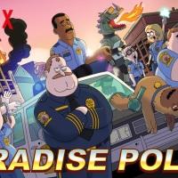 Paradise Pd (Paradise Police) débarque sur Netflix