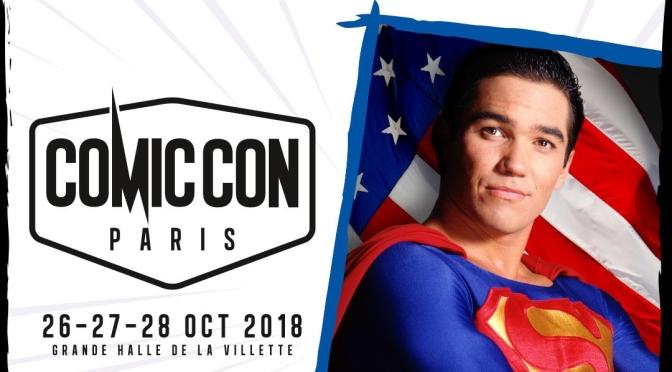 Dean Cain sera à Paris au Comic Con