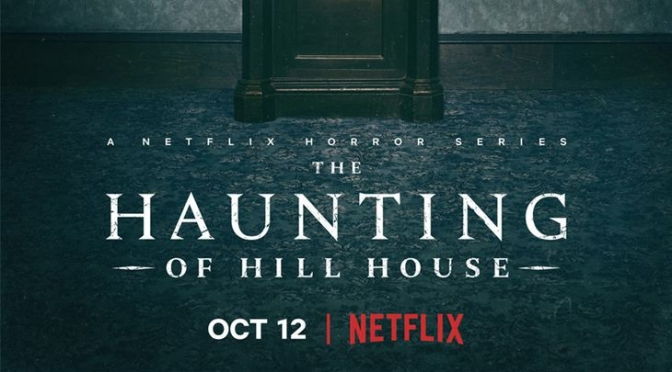 The haunting of hill house bien mais…