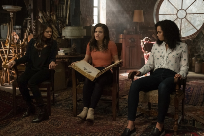 Charmed le pilote