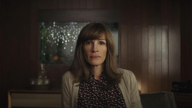 Julia Roberts dans HomeComing sur Amazon Video