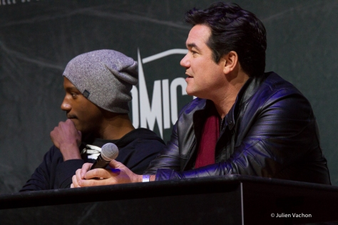 Dean Cain Superman Comic Con