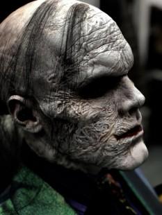 Joker Gotham masque, look final joker