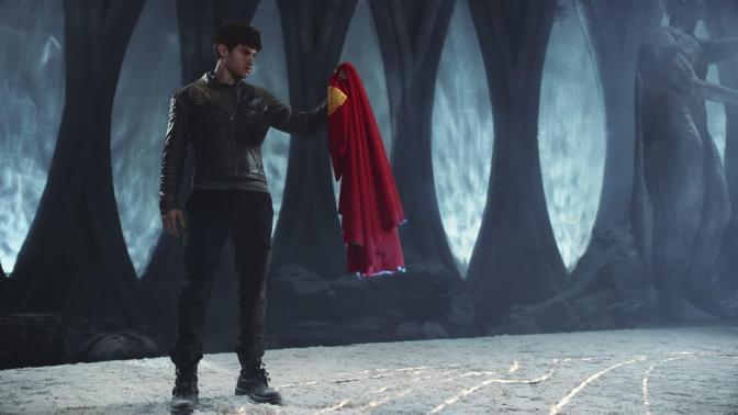 Krypton débarque sur SyFy France