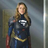 Supergirl sans jupe