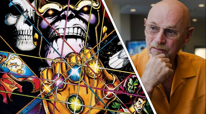 Jim Starlin sera l'invité vedette de PANINI COMICS au Comic Con Paris