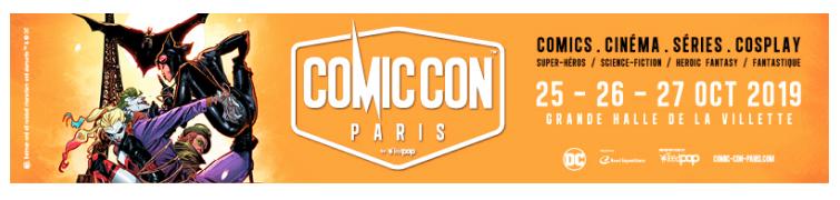 Venez fêter les 80 ans de Marvel à la Comic Con Paris 2019