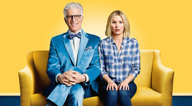The Good Place Saison 4, fin de la série