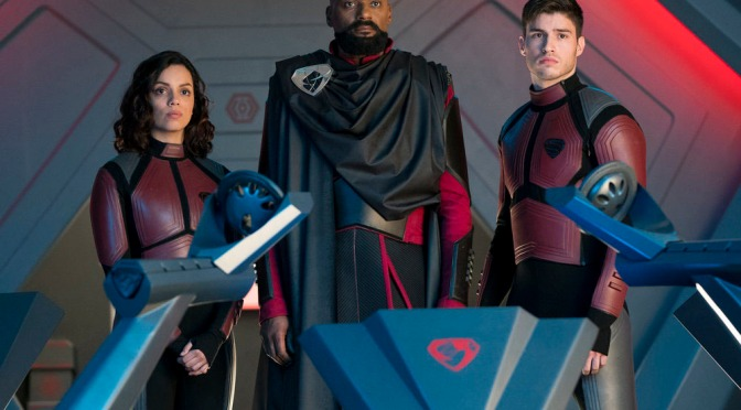 Krypton c'est fini