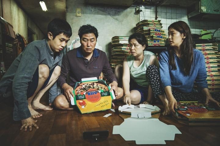 Famille coréenne parasite