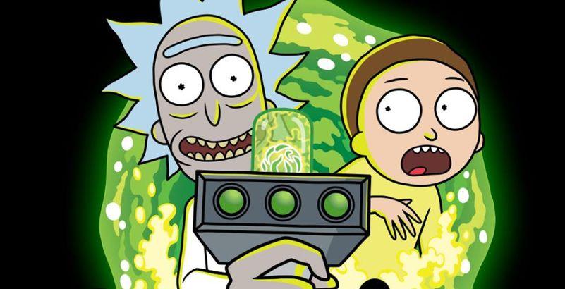 Rick et Morty sont de retour