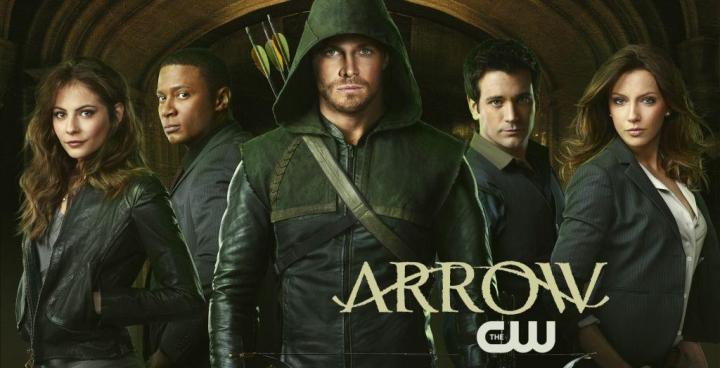 Affiche saison 1 arrow