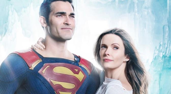 'Superman&Lois' avec TylerHoechlinet ElizabethTullochen préparation