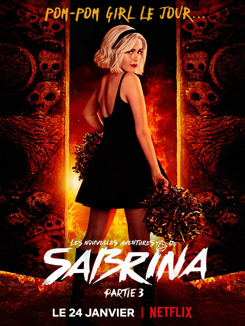 Sabrina saison 3, on en pense quoi?