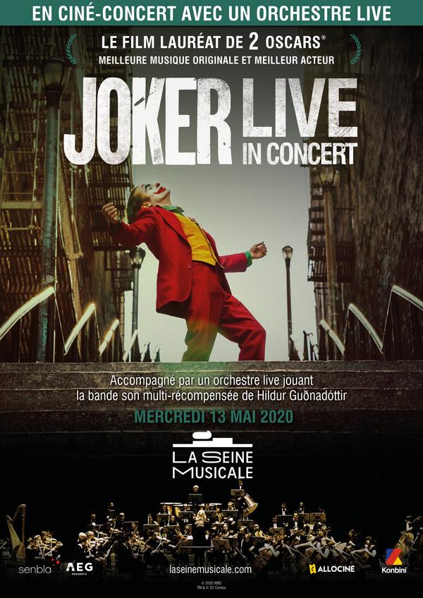 Joker cine concert