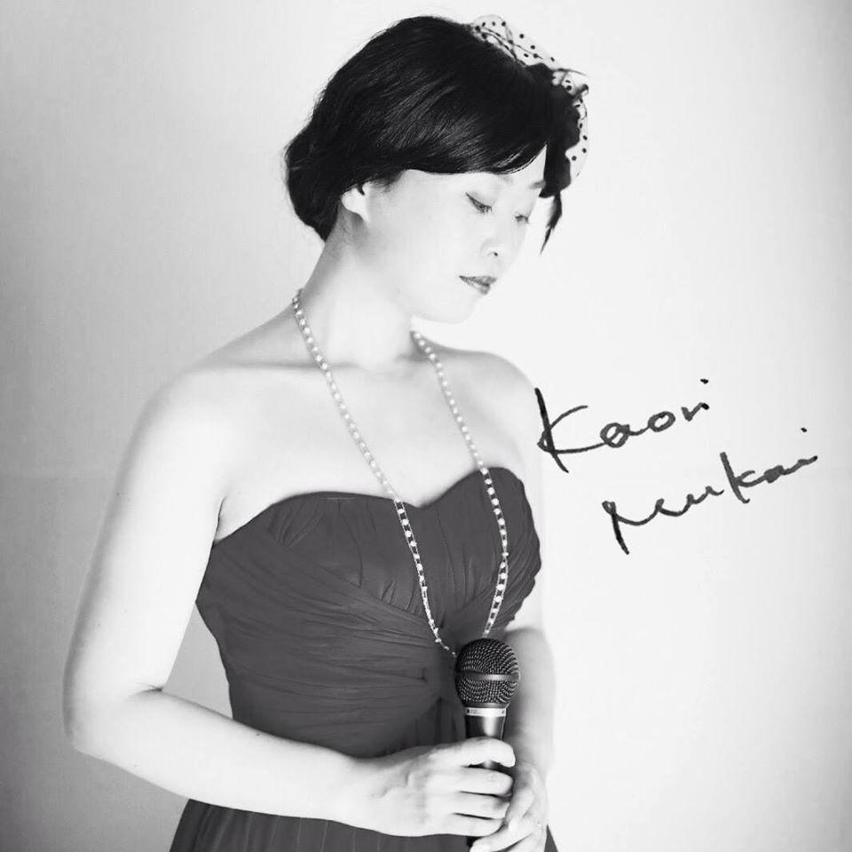 "Kaori MUKAI sort un premier album  ""Nostalgia"""