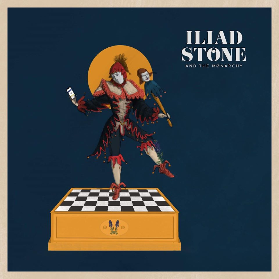 Iliad Stone and the Monarchy – End Times