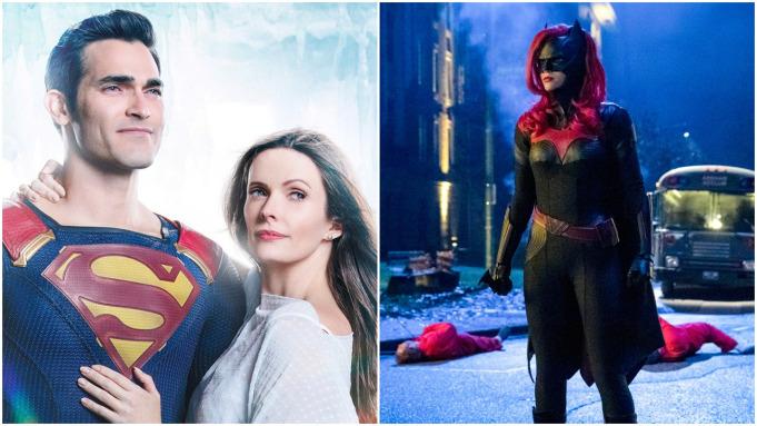 Superman batwoman
