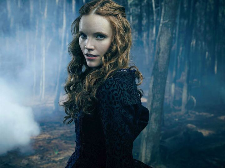 Salem sorcière Tamzin Merchant
