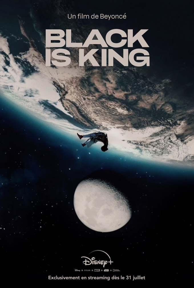 Black is king bande annonce
