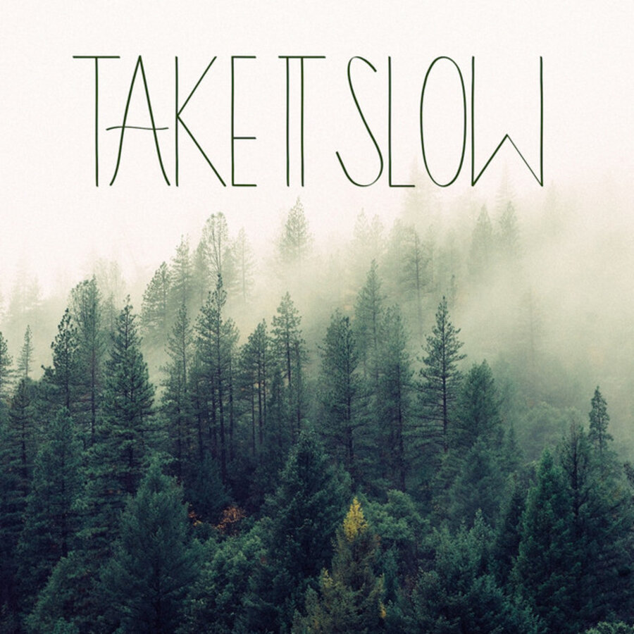 Michael Lane – Take It Slow