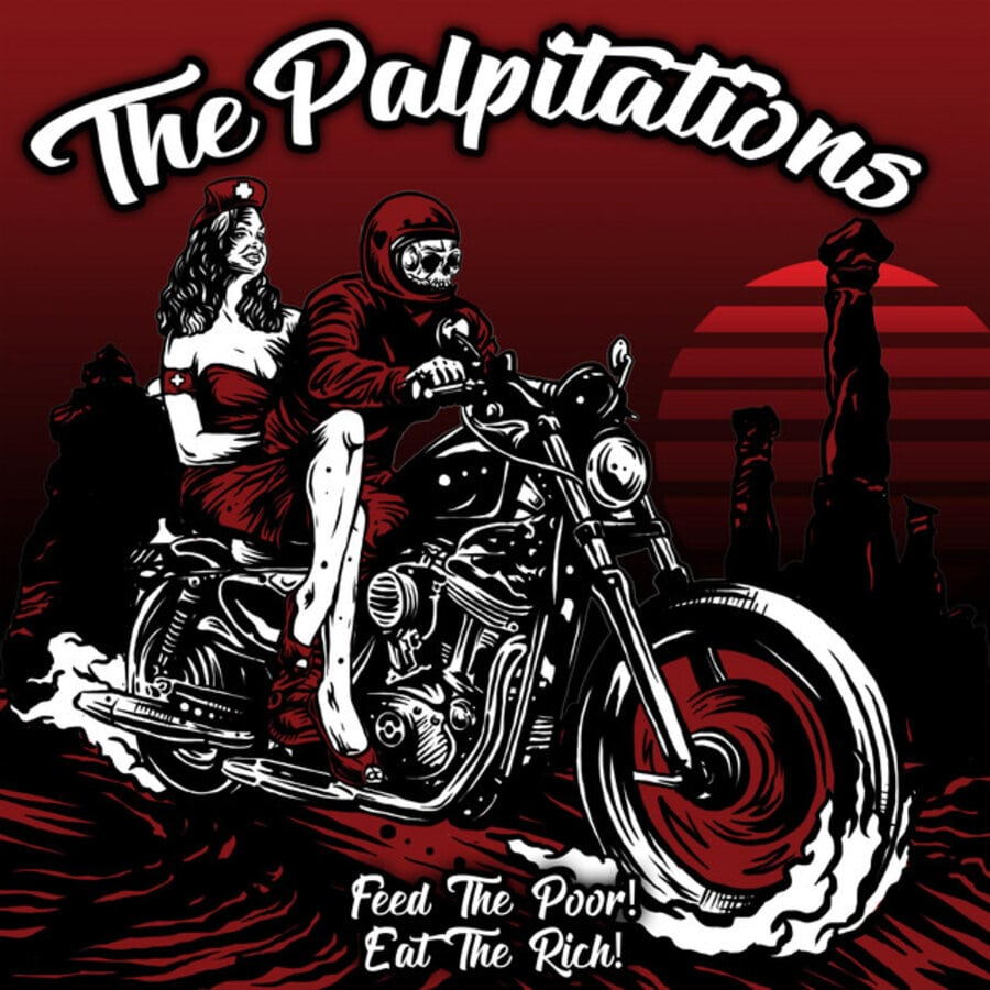 The Palpitations – Lights Out