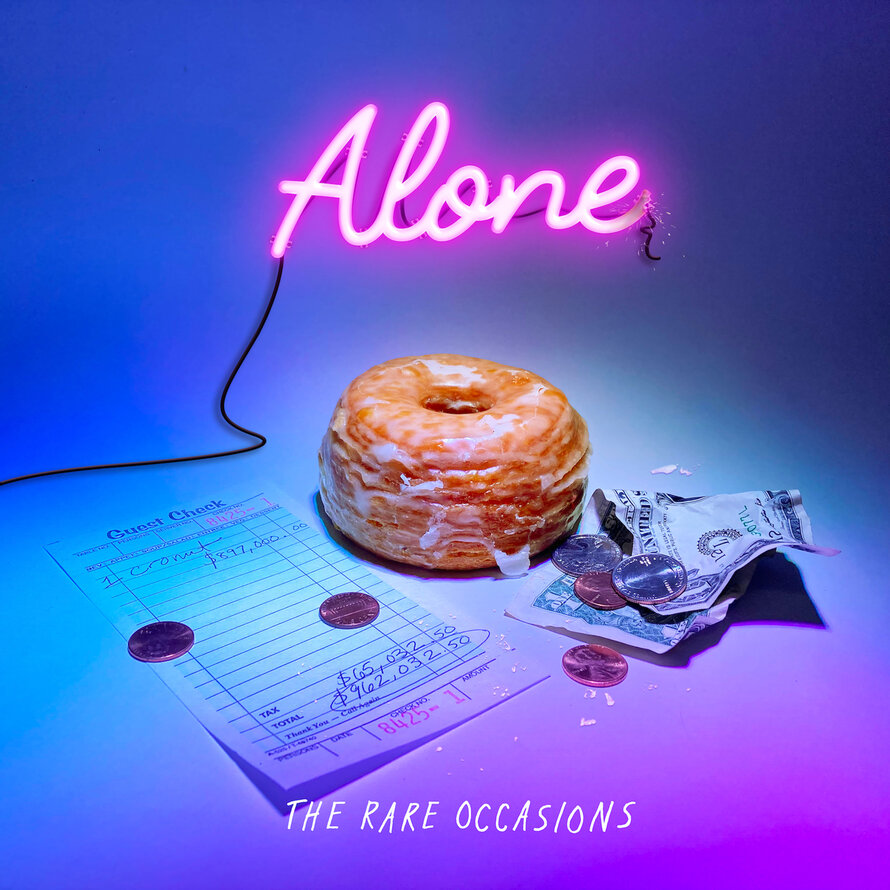 The Rare Occasions-Alone