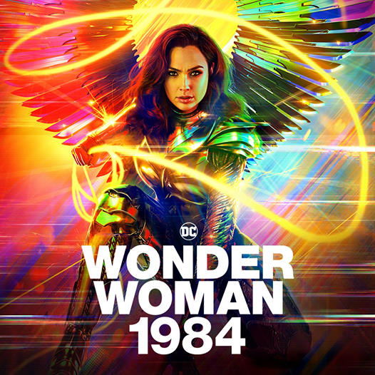 """Louez """"Wonder Woman 1984"""" pour 0,99 € seulement."""