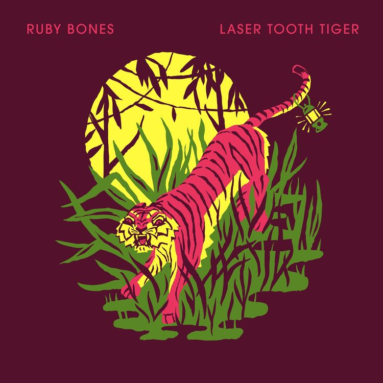Ruby Bones Press Rewind