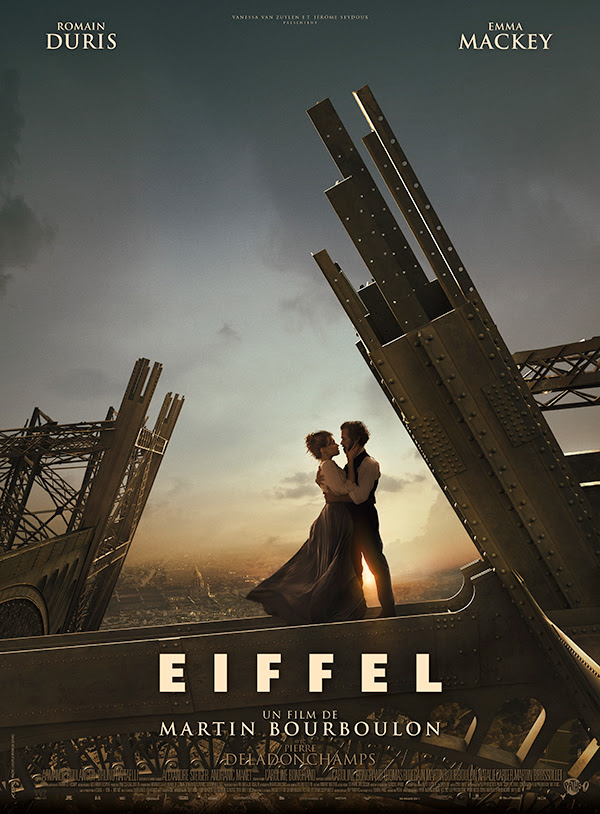 Nouvelle date de sortie pour le film EIFFEL