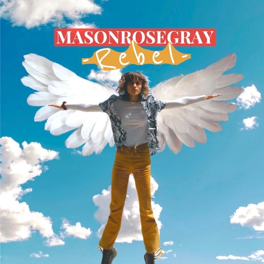 Mason Rose Gray-Rebel