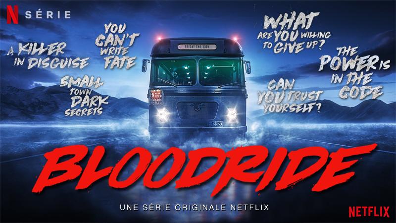 Bloodride saison 1 : Bien, mais on attend encore beaucoup de la prochaine saison